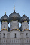 Cathedral of the Assumption, Rostov the Great, Russia Royalty Free Stock Photo