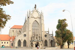 Cathedral of the Assumption and St. John the Baptist Stock Photography