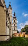 Cathedral of Assumption of Virgin Mary Stock Photography