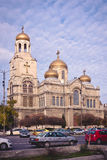 Cathedral of the Assumption of the Virgin, Varna, Bulgaria Royalty Free Stock Photography