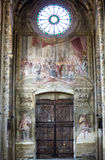 Cathedral of Asti, interior Royalty Free Stock Images
