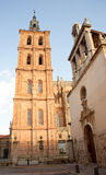 The Cathedral of Astorga Stock Photos