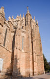 The Cathedral of Astorga Royalty Free Stock Photo