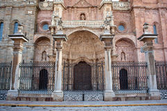 The Cathedral of Astorga Royalty Free Stock Images