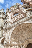 Cathedral of Astorga Stock Photo