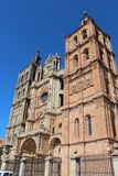 Cathedral of Astorga Spain Stock Photos