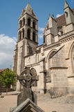 Cathedral Autun, France, Burgundy Royalty Free Stock Photo