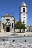 Cathedral of Aveiro - Aveiro - Portugal Royalty Free Stock Photo
