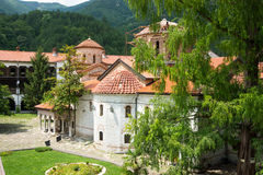 Cathedral Bachkovski monastery Royalty Free Stock Image