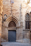 Cathedral of Barcelona Seu Seo Royalty Free Stock Photography