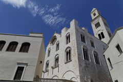 Cathedral bari italy Royalty Free Stock Photo