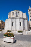 Cathedral of Barletta. Puglia. Italy. Royalty Free Stock Images