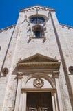 Cathedral of Barletta. Puglia. Italy. Stock Image
