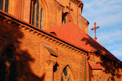 Cathedral Basilica royalty free stock images