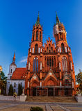 Cathedral Basilica in Bialystok Royalty Free Stock Photos