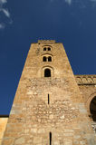 The Cathedral-Basilica of Cefalu, Sicily Royalty Free Stock Images
