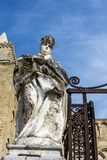 The Cathedral-Basilica of Cefalu, Sicily Royalty Free Stock Photography