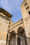 The Cathedral-Basilica of Cefalu, Sicily Stock Photo