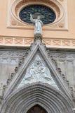Cathedral Basilica of Gaeta, Italy Stock Photos