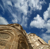 The Cathedral-Basilica of Monreale Stock Photos