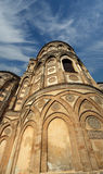The Cathedral-Basilica of Monreale, Sicily Royalty Free Stock Photography