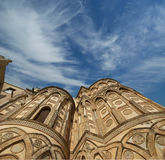 The Cathedral-Basilica of Monreale, Sicily, southern Italy Stock Photos