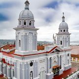 Cathedral of Santiago de Cuba Stock Images