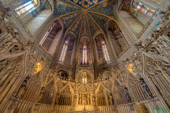Cathedral Basilica of Saint Cecilia, in Albi, France Stock Photo