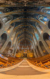 Cathedral Basilica of Saint Cecilia, in Albi, France Royalty Free Stock Photos