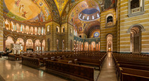 Cathedral Basilica of Saint Louis Royalty Free Stock Photos