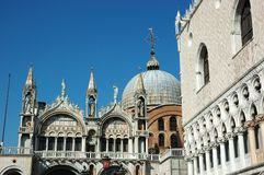 Cathedral Basilica of Saint Mark,Venice,Italy Stock Image
