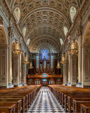 Cathedral Basilica of Saints Peter & Paul Stock Images