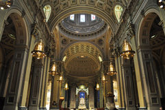 Cathedral Basilica of Saints Peter and Paul, Philadelphia, Pennsylvania, USA Royalty Free Stock Images