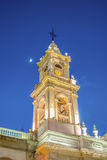 Cathedral Basilica in Salta, Argentina Stock Photos