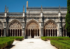 Cathedral of Batalha, Portugal Stock Image