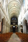 Cathedral at Bayeux Royalty Free Stock Images