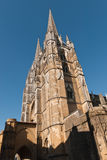 Cathedral of Bayonne Stock Photos