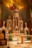 Cathedral. Beautiful cathedral in San Francisco California Royalty Free Stock Photos