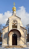 Cathedral of Beheading of St John Baptist in-the-Woods Royalty Free Stock Photos