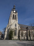 Saint Martin Church in Kortrijk, Belgium Stock Image