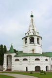 Cathedral bell tower in Suzdal Royalty Free Stock Photos