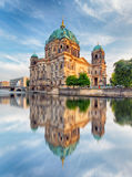 Cathedral in Berlin, Berliner Dom Royalty Free Stock Photos