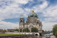 Cathedral Berlin - Berliner Dom, Germany Stock Photography