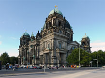 Cathedral, Berlin. Berliner dom, historical building in the capital city of Germany Stock Photos