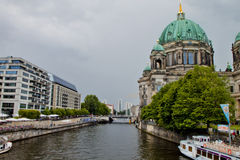 Cathedral   in Berlin Stock Photo