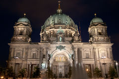 Cathedral in Berlin, Germany Stock Photos