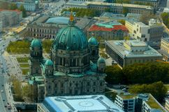 Cathedral in Berlin, Germany Royalty Free Stock Images