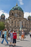 Cathedral   in Berlin Stock Image