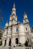 Cathedral of the Blessed Sacrament Stock Photos