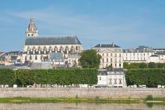 Cathedral, Blois Stock Photos